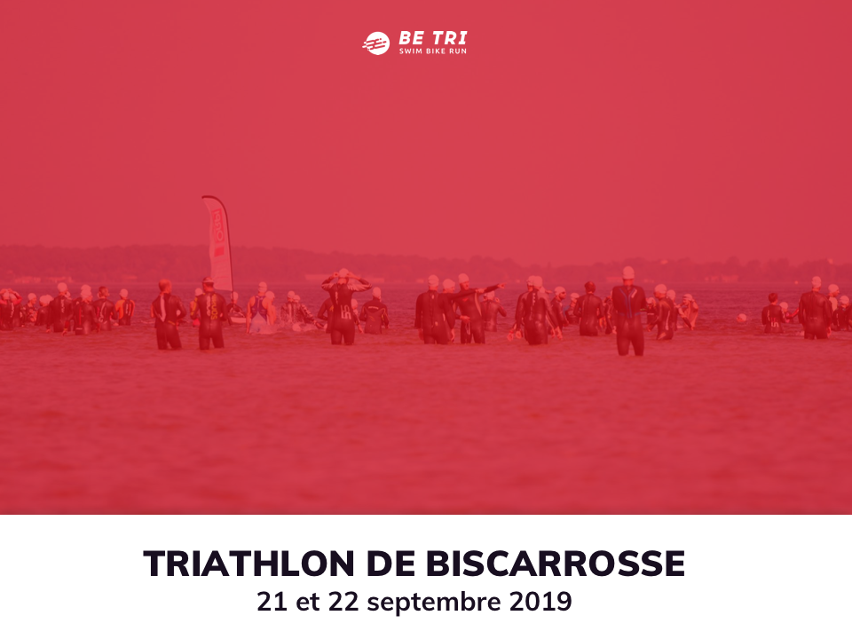 triathlon de Biscarrosse