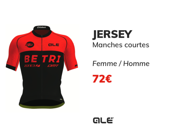 Jersey BE TRI